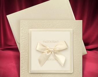 Items similar to sale beautiful wedding invitation with for Wedding invitation paper for sale
