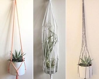 Leo & Bea Plant Hangers