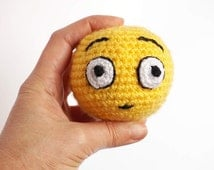 Crocheting Emoji : Popular items for crochet emoji on Etsy