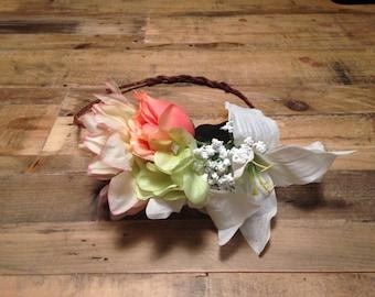 Spring Flower Crown 3