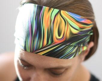 Workout Headband, Running Headband, No Slip Headband, Fitness Headband, Yoga Headband, Stretch Headband, Headband