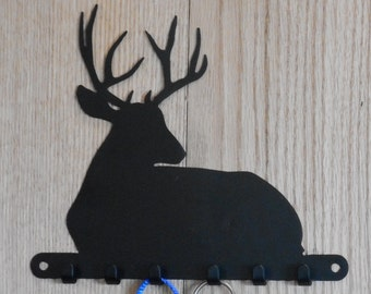 Buck deer resting key holder - [4500001]
