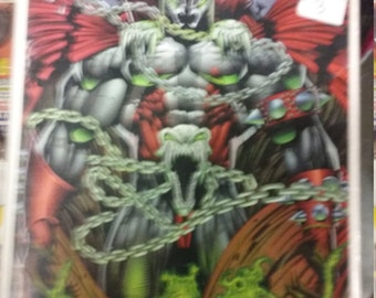 SPAWN WildCats Devil Day Comic #4
