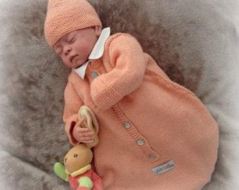 NID DOUILLET premature baby 45 cm