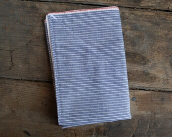 Selvedge Handkerchief - Yarn-Dyed