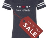 4th of july shirt women. Star. Christian Clothing. July 4th Tee. American Flag. 4th of July. American Flag shirt. Liberty.