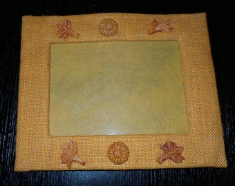 Jute Photo Frame Handmade