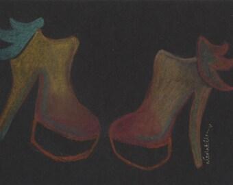 Fancy Feet - Original.