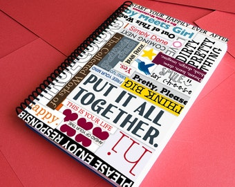 Put It All Together Daily Planner 2016