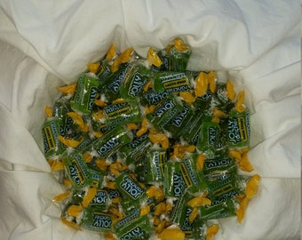 One pound of Green Apple Jolly Ranchers FREE SHIPPING!!