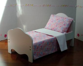 18 Inch Doll Bedding Set