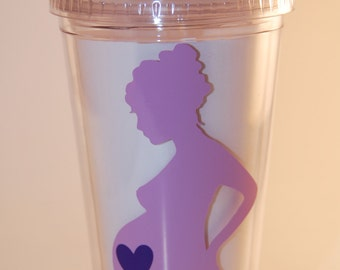 Custom Mommy Tumbler
