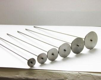 """Mandrel by Cabochon """"Circle"""" (10-15-20-25-30-35-40-45mm)"""