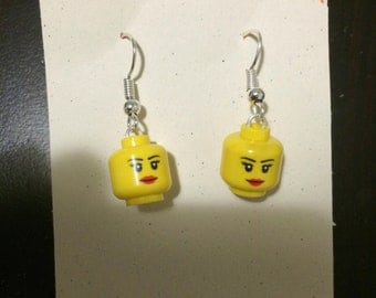 LEGO Minifig Earrings