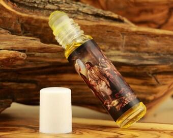 Spikenard essential oil 10 ml/0.338 oz ,Genuine nard oil, Anointing oil, 100 % Pure Nard Oil,Essential Oil bottle,Spikenard oil,Holyland