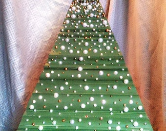 Christmas Tree, Mantel Decoration, Holiday Decor,