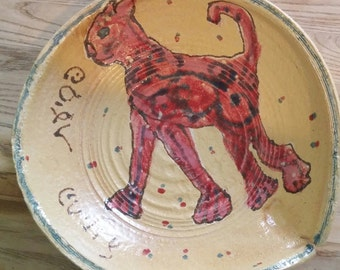 the cat's stride  plate