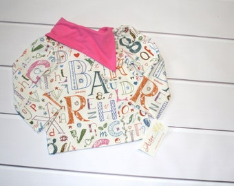 Alphabet Collar Shirt (3T)