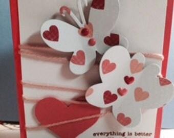 Love Cards multi pack of Ten