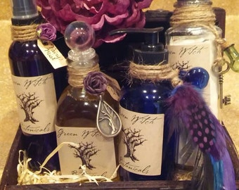 Gorgeous Delux Size Aromatherapy Gift Set