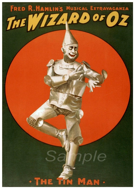 Vintage Wizard Of Oz Poster 17