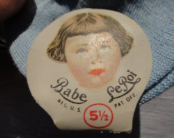 Vintage Babe LeRoi Socks  with tags clothes children socks