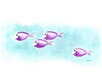 Lavender Tangs