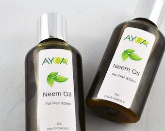 Neem Oil  100% Premium Grade Neem