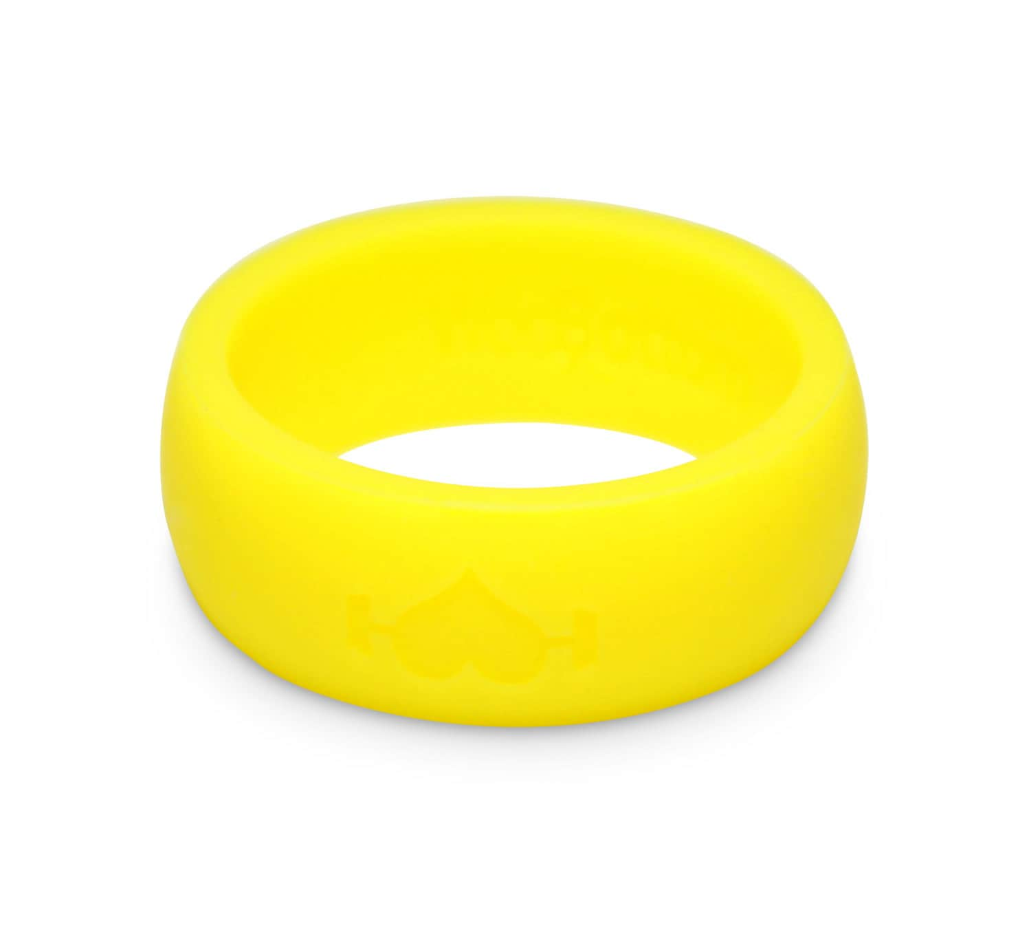 Awesome Knot theory Silicone Wedding Ring