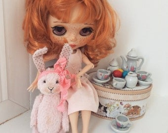 Blythe friend Teddy bunny