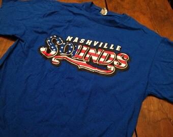 Nashville Sounds shirt -MD