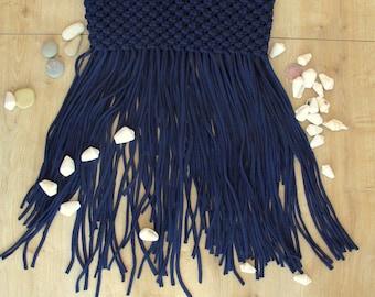 handmade macrame beach skirt, handwoven ladies skirt, boho chic designer skirt, handwoven skirt, summer skirt, bikini wear, beach wear