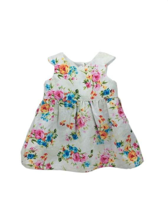 baby dress toddler dress vintage baby dress shabby chic