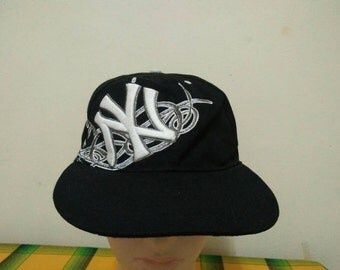 Rare Vintage NEW YORK | NY Cap Hat Free size fit all