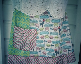 Size 12 Grand Designs Skirt