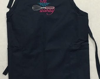 Whisk Me Away Adult Apron