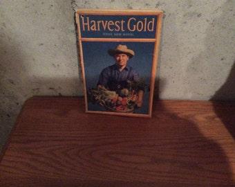 Texaco Farm Manual Harvest Gold