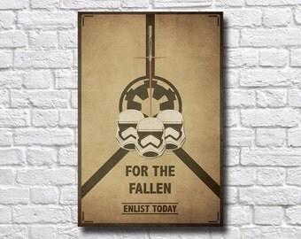 Star Wars Poster - #0454