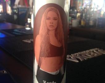 Ronda Rousey: MMA Patron Saint Candle