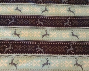 Winter Reindeer Pillowcase