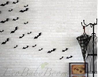3D Bat wall decoration wall art wall decor