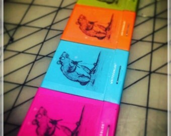 Matchbook Stickynotes! Sewing Rat!