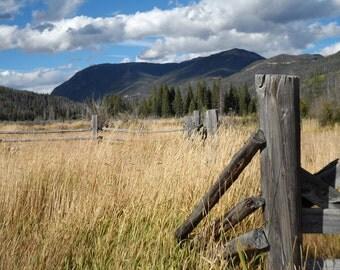 Mountain Fences