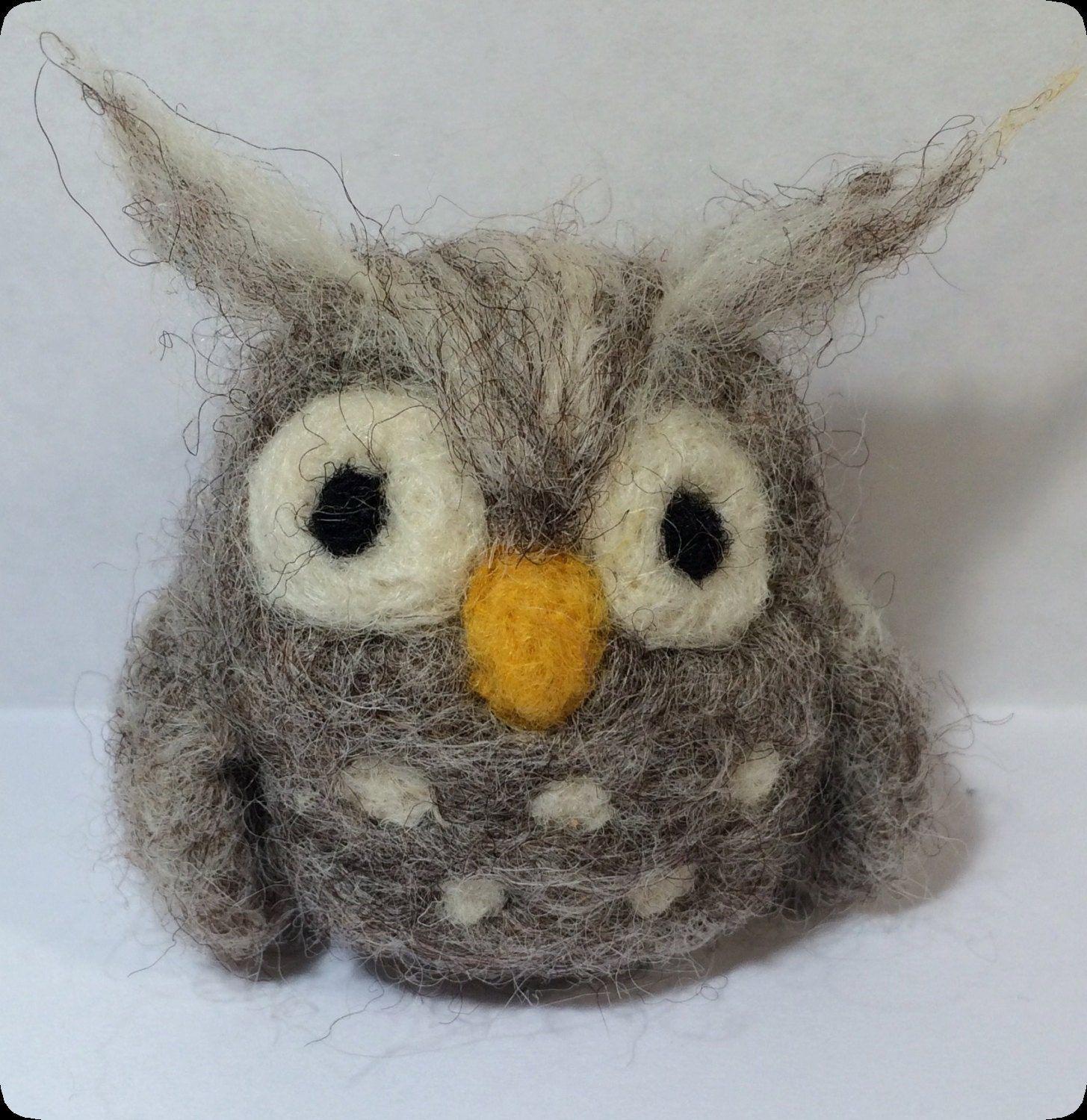 needle felted animals instructions