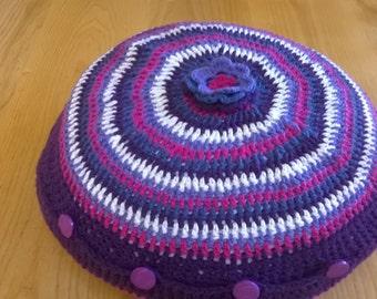 Handmade Crochet Cushion