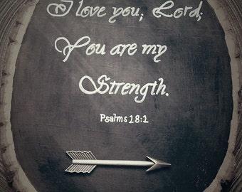 Psalms 18:1