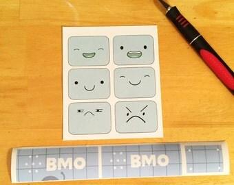 BMO Stencil