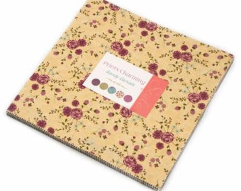 CLOSEOUT! - Only 1 left! - Prints Charming - 8310LC - 100% Cotton Quilting Fabric- Moda Fabrics - Layer Cake
