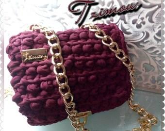 handbags knit