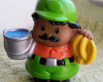 Fisher‑Price Little People Zoo Keeper